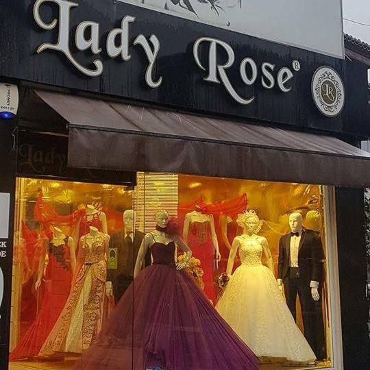 Lady Rose Gelinlik Muğla