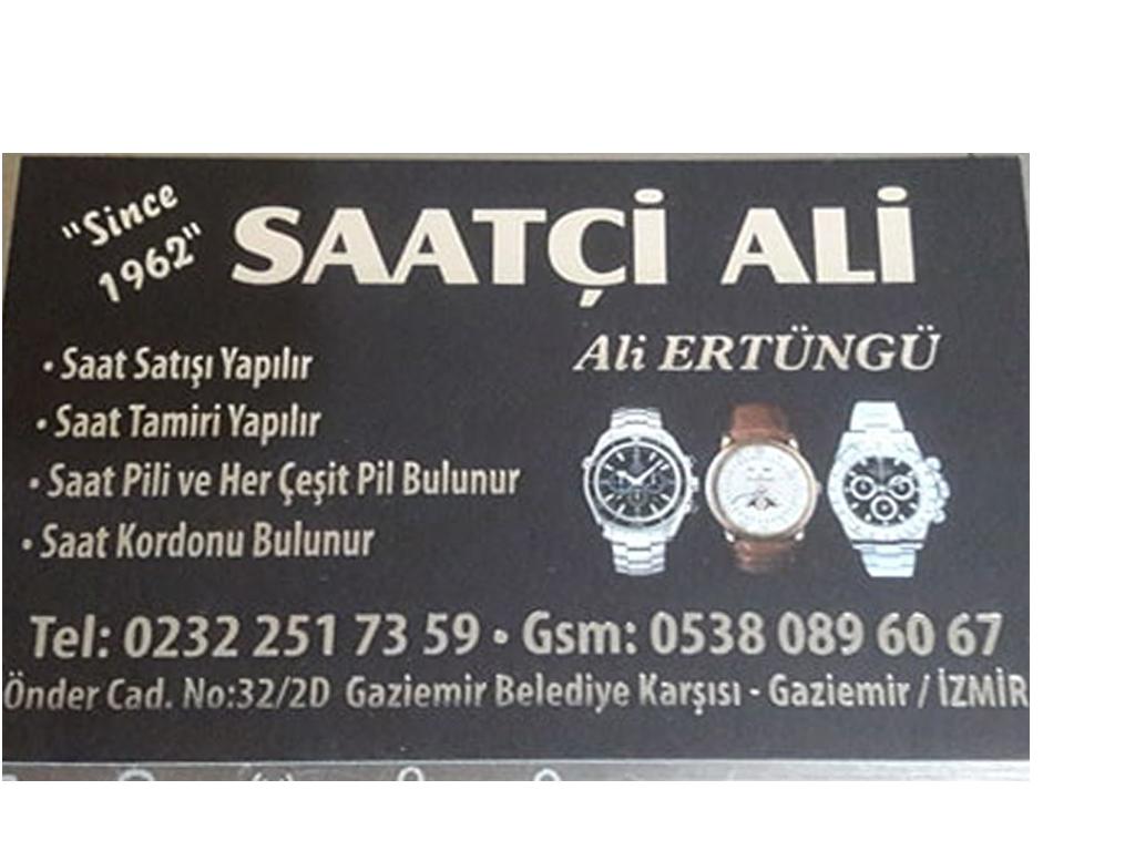 Saatçi Ali Gaziemir