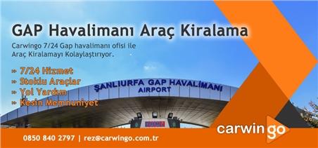 Gap Havalimanı Araç Kiralama