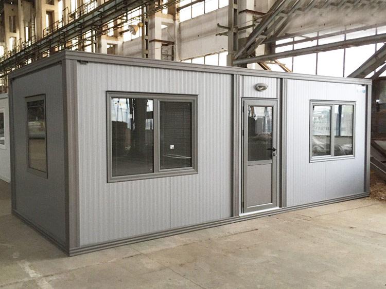 TUĞRA Konteyner prefabrik ev Konya