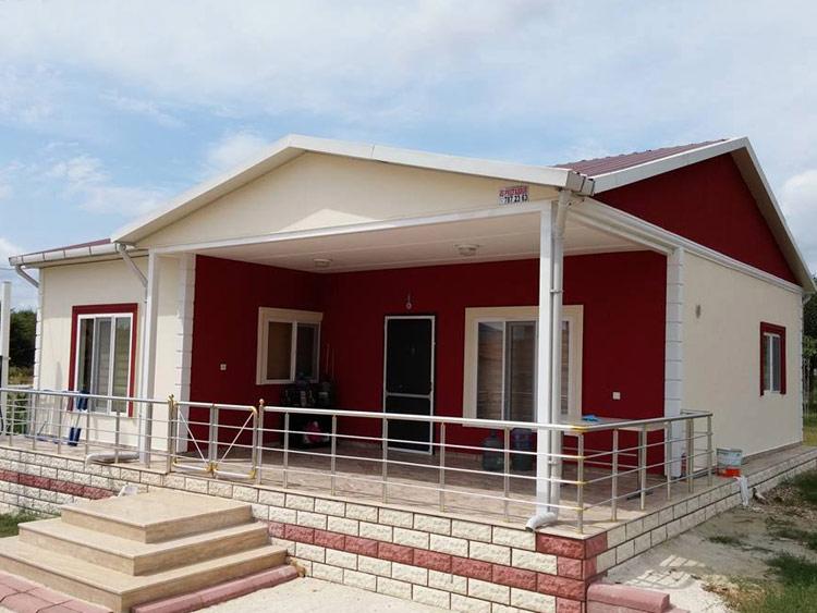 TUĞRA Konya konteyner,prefabrik ev,güvenlik bekçi kulübesi