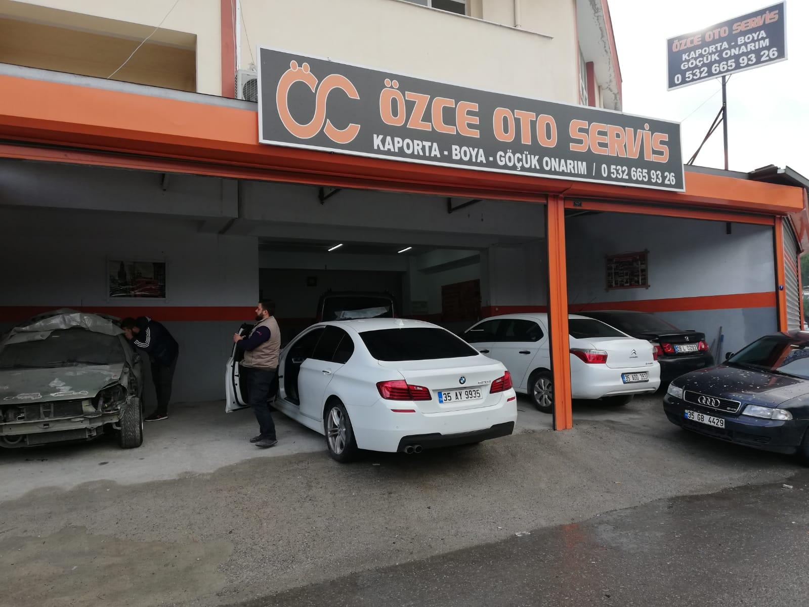 İzmir Göçük Düzeltme Onarım